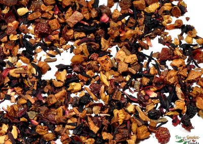 Früchtetee (Apfelstrudel-Geschmack)