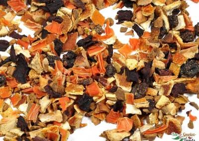 Früchtetee (Zimt-Orange)