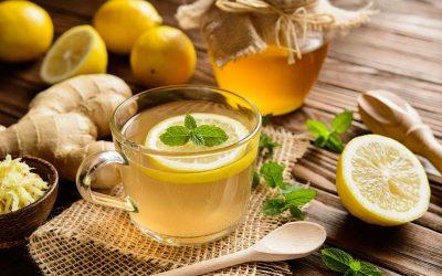 Ingwer: warum einen frischen Tee mit der Heilpflanze 2018?