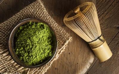 Das grüne Tee-Wunder: Matcha