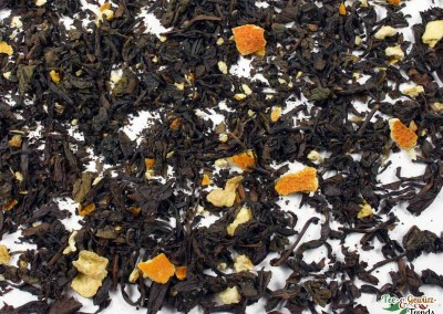 Oolong Tee mit Orange