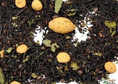 Schwarzer Tee (Choc Minze)