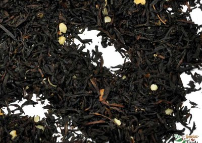 Schwarzer Tee (Haselnuss)