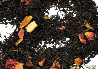 Schwarzer Tee (Orange Zimt)