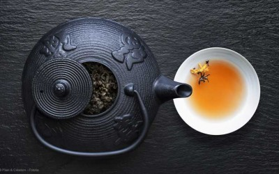 Frühjahrsmüdigkeit ade, dank Tee!
