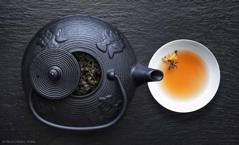Tee gegen Frühjahrsmüdigkeit
